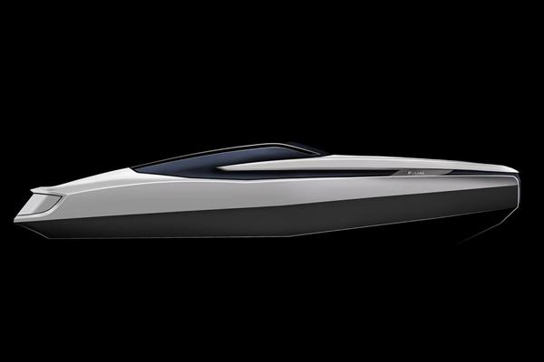 Fairline Yachts Unveils Bold Alberto Mancini-Designed Day Boat