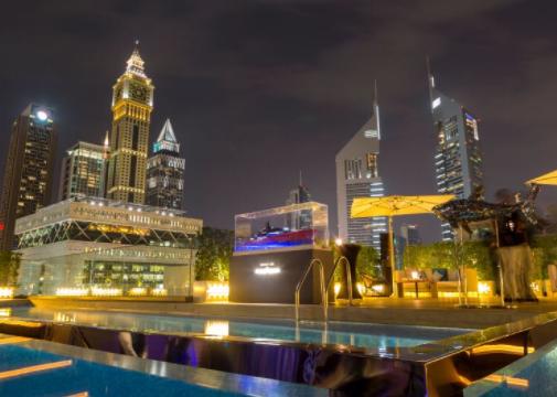 Oceanco & The World Of Yachts Host VIP Event at Dubai International Boat Show 2018
