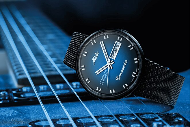 Mido Pays Tribute To A Classic With Its New Commander Timepiece