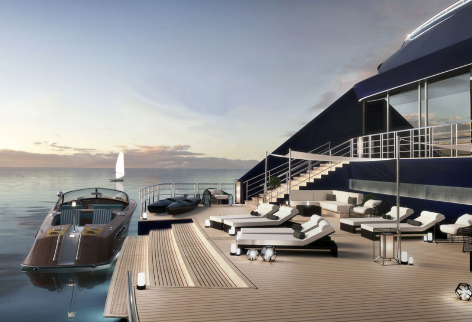 Ritz-Carlton Takes to the Sea in Bespoke Yacht Hotel Experience