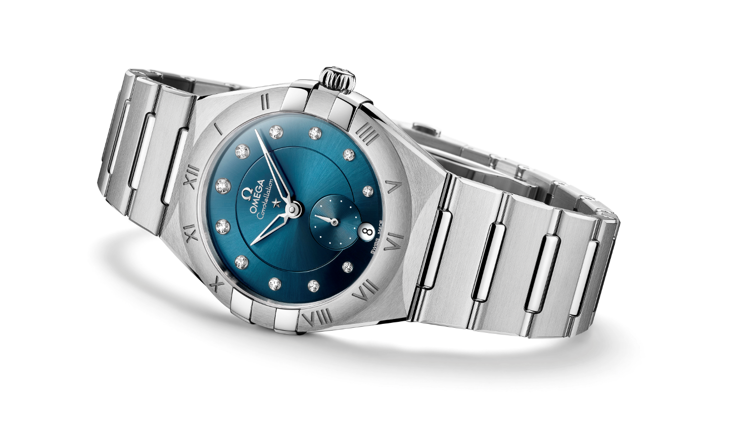 President & CEO of OMEGA Celebrates The Company's Stunning Range Of Novelty Pieces For 2021