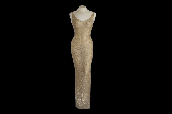 2. Marilyn Monroe's Gown Breaks Auction Records