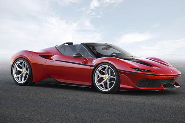 """Ferrari Takes the """"Red Dot Best of the Best"""" Design Award"""