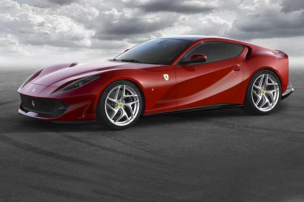 The New, Extreme Performance V12 Berlinetta by Ferrari