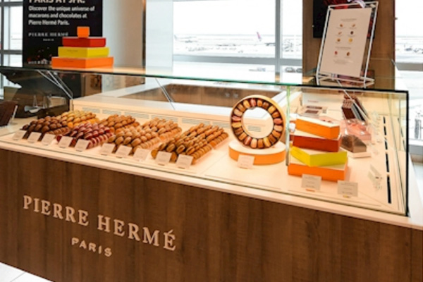 Valentine's Day Delights by 'Macaron King' Pierre Hermé