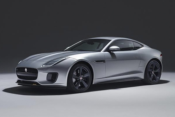 4. New Jaguar F-Type 400 Sport Set to Fire Up the Industry