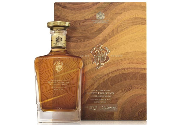 Mastery of Oak – A Legendary Release from Johnnie Walker