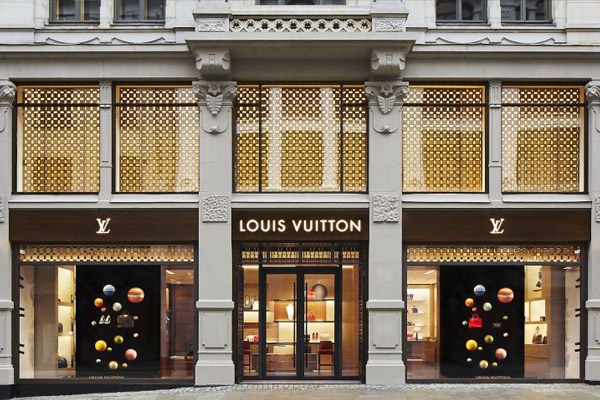 Louis Vuitton Expands into China with New E-Commerce Site