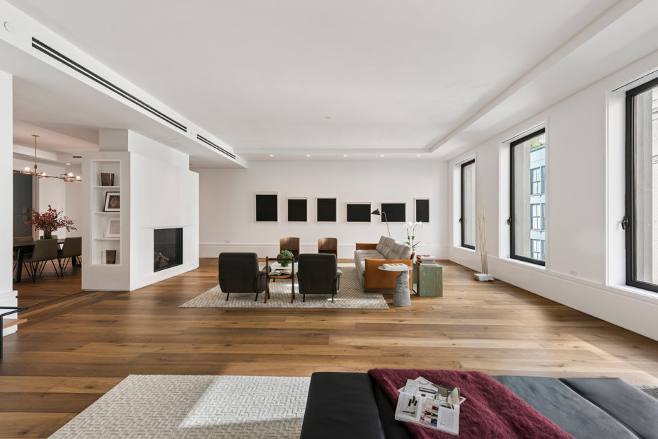 150 Wooster in SoHo is an Exercise in Chic Luxury