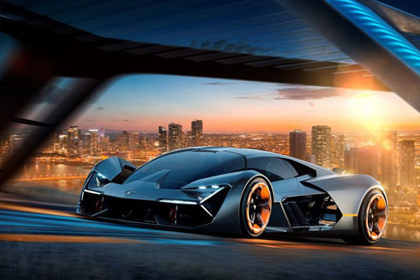 Lamborghini Takes First Steps to Electric Car with MIT