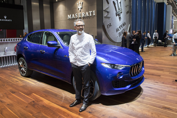 Italian Excellence on Stage at the Geneva International Motor Show