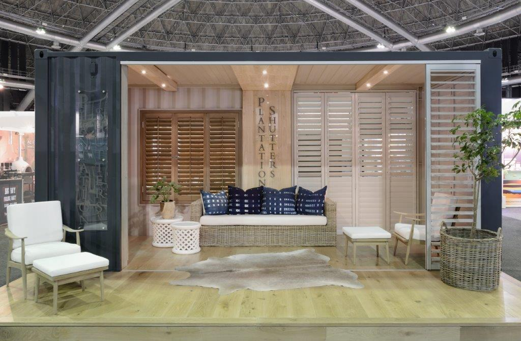 Plantation Shutters - Shipping Container (2)