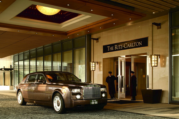 Ritz Carlton Tokyo Comes Out Tops in Recent Global Appraisal