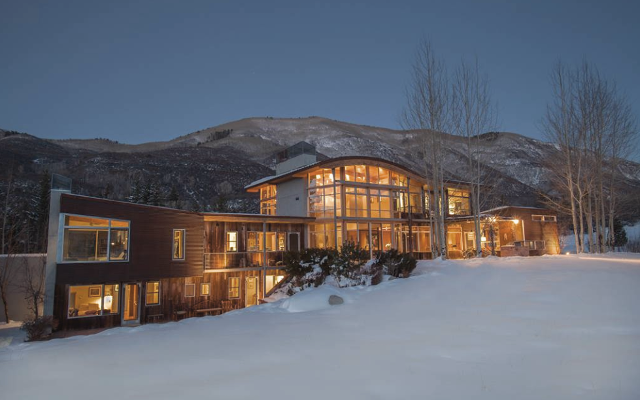 A Forest Meander Leads To This Picturesque $17,950,000 Estate