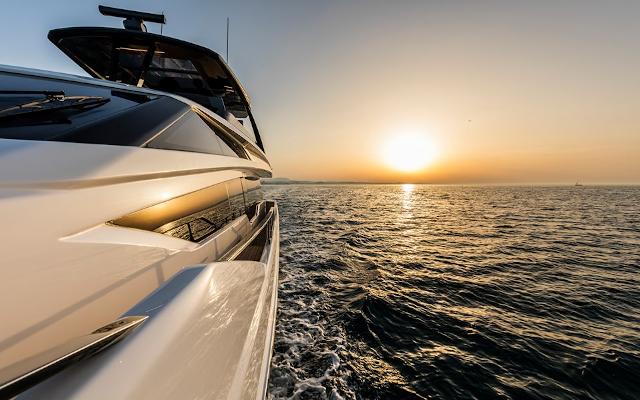 Ferretti Yachts' 780 Triumphs (For Good Reason)