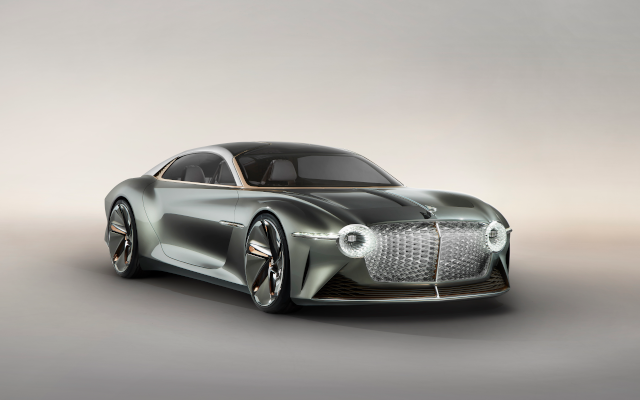 A Vision Of The Automotive Future...