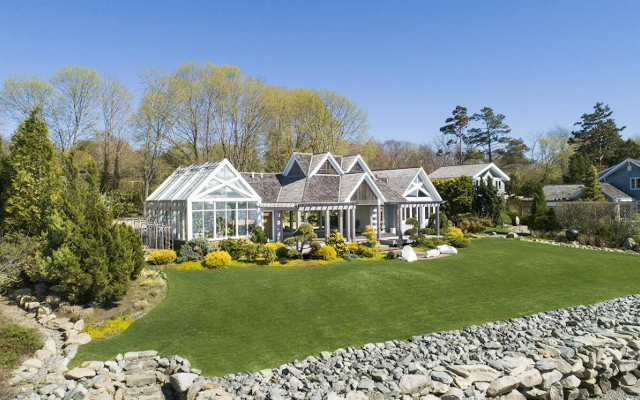 For $8,500,000, You Can Have This Waterfront Paradise All To Yourself