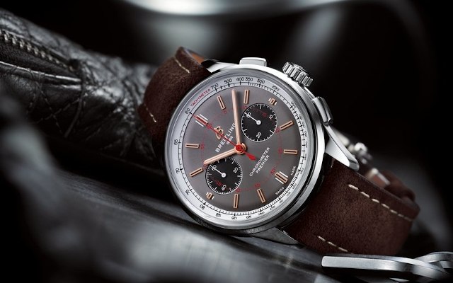 Baselworld Maintains Excellent Rapport with Breitling