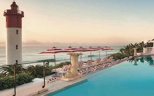 Iconic Seaside Luxury: Where Else But The Magnificent 'The Oyster Box'?