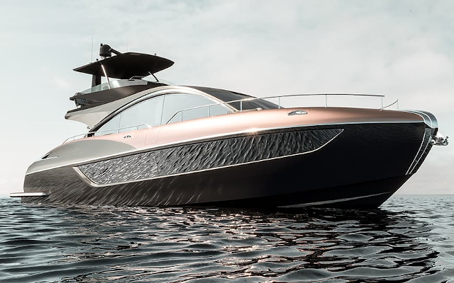 Lexus Returns To The Sea In Luxurious Style