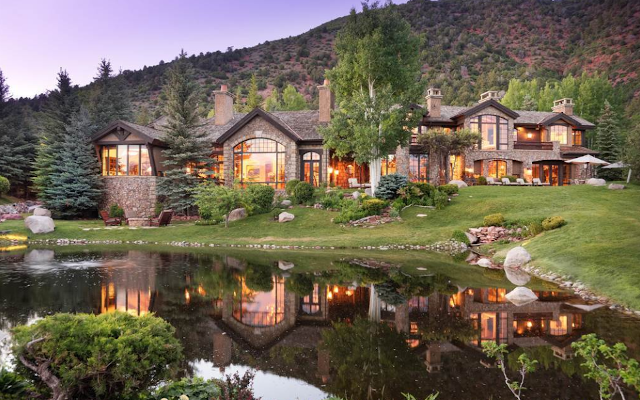 Mountain Magic Lives Up To Its Name (And Price Tag Of $19,750,000)
