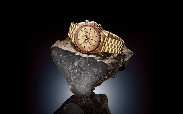 The Speedmaster Apollo 11 50th Anniversary Limited Edition