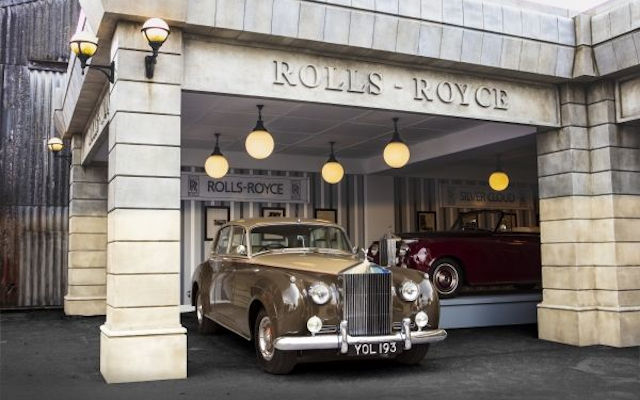 The Rolls-Royce 1950s Revival Is Truly Glamorous