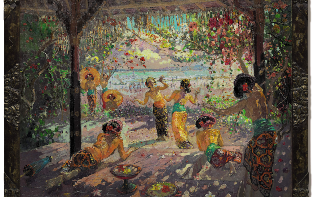 'Women on the Terrace' Leads Exceptional Modern Art Auction