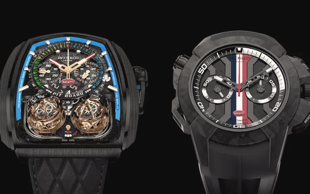 Bugatti Partners With Jacob & Co. For Baselword 2019 Reveal