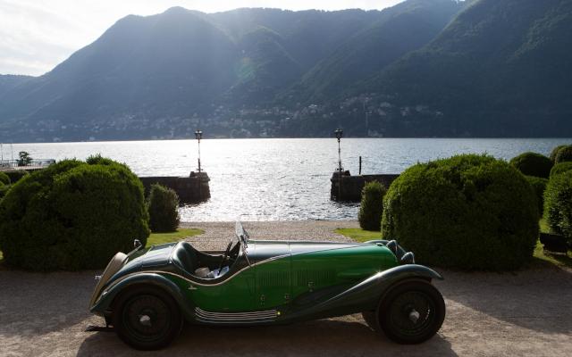 Borzacchini's Incredible World Land Speed Record Remembered By Maserati
