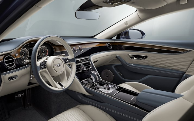 'Naim For Bentley' Delivers A Sonic Performance Worthy Of The All-New Flying Spur