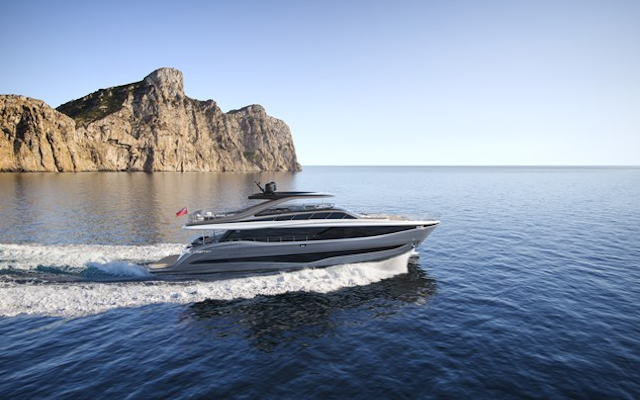 The Sleek Y95 Is Princess Yachts At Their Luxurious Best