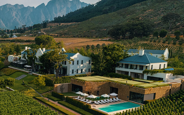 Enjoy 5-Star Premium Status In The Cape Winelands With Leeu Estates