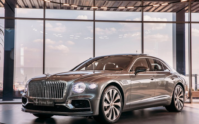 Bentley's All-New Flying Spur Expected To Make Up 20% Of Its 2020 Global Sales