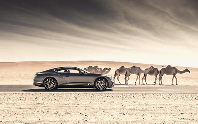 2019 Luxury Car Of The Year: Bentley Wins Big At The 2019 Middle East Car Of The Year