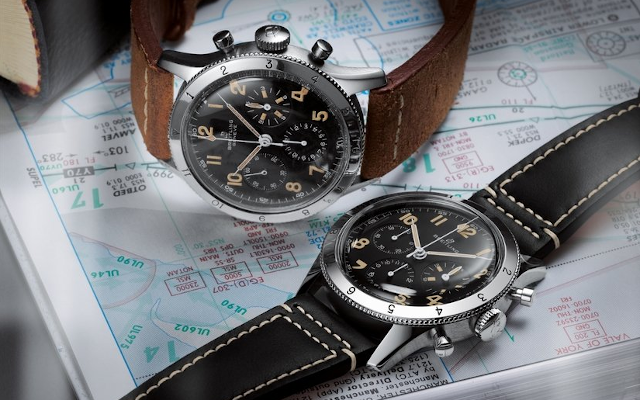 Breitling's Robust Re-Edition Is Your Co-Pilot For Life