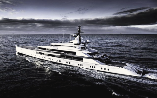 Oceanco's Bravo Eugenia Lauded With Inaugural Award