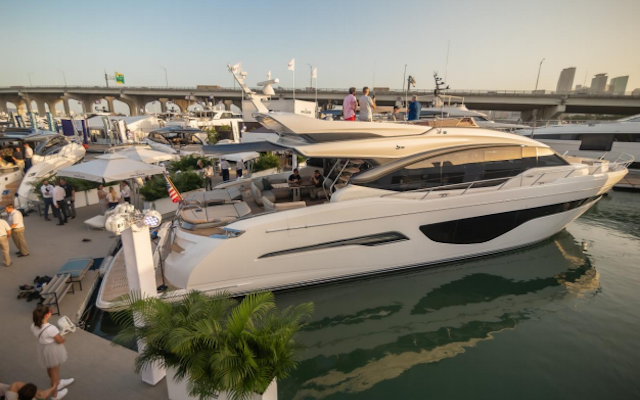 Princess Yachts Marks 25th Anniversary In The United States With Staggering Sales