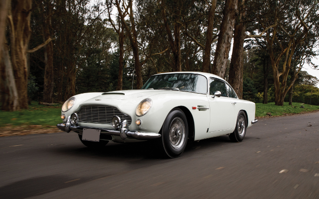 Much-Anticipated 'Evening of Aston Martin' Auction Gearing Up