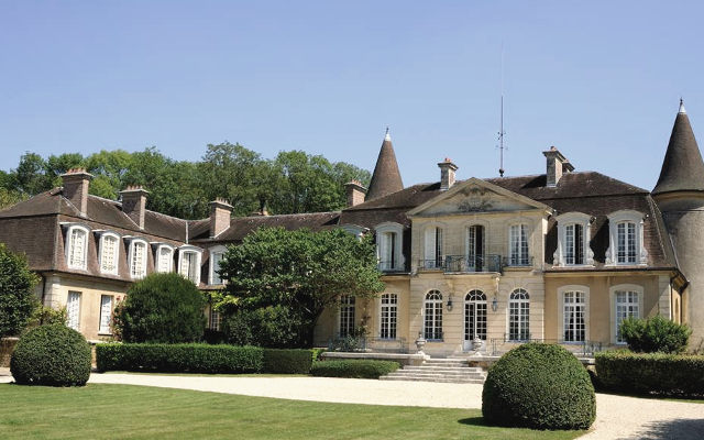 The Opulent Château Is A Palatial Stunner