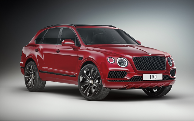 The World's Most Luxurious SUV Just Got Even Better...