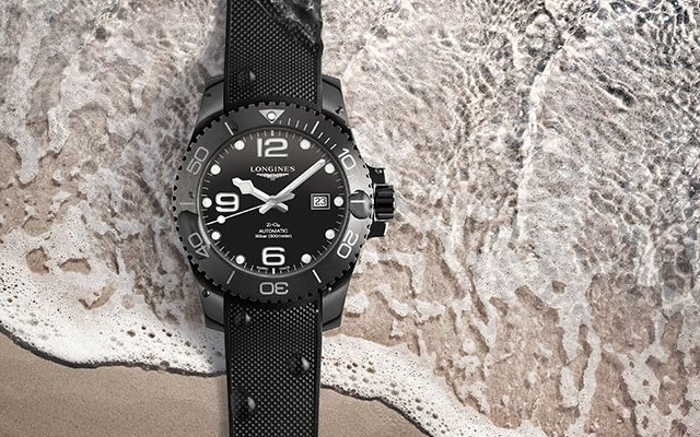 Traditional Excellence Brings It All Together In Longines' HydroConquest