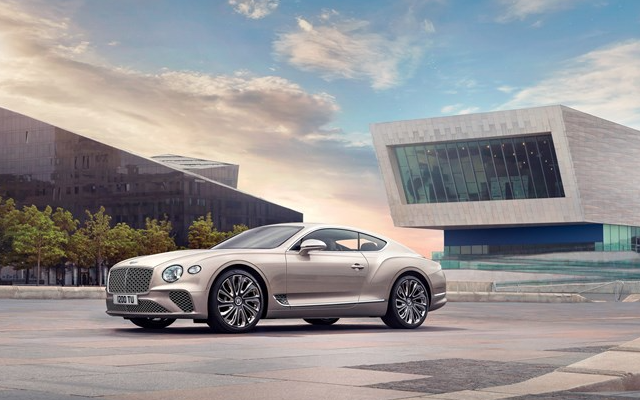 The New Continental GT Mulliner Coupé Takes Car Luxury Up A Notch