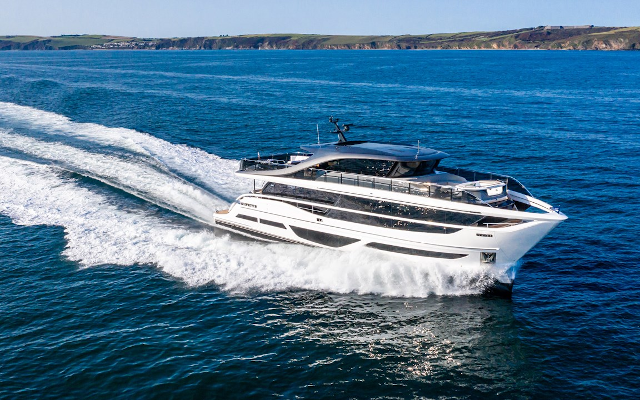 Princess Yachts' 2020 Trade Report Shows Exceptional Performance