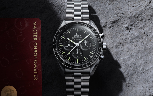 The Stellar Moonwatch Has Just Been Master Chronometer Certified