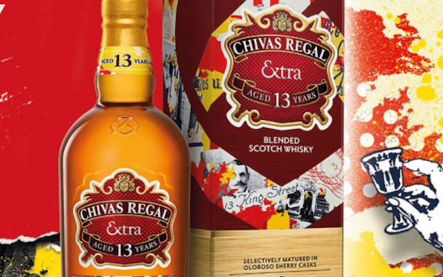 Marvellously Rich & Full-Bodied: The Exotic Chivas Extra 13 Blended Scotch Whisky