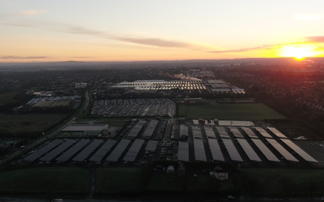 All Signs Point To Significant Sustainability Increase At Bentley Headquarters