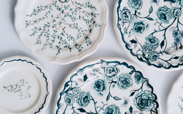 The Granville Collection Is A Gentle, Essential Expression Of Nature's Enchanting Beauty