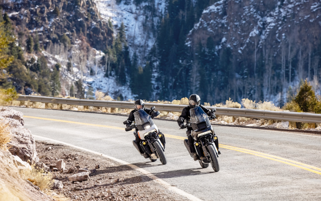 Latest Harley-Davidson Motorcycles Invite You To Explore New Horizons