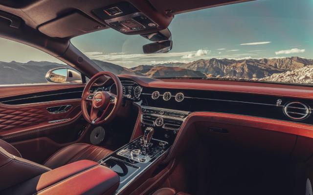 Bentley's Flying Spur Wins Robb Report's Coveted 'Best Automotive Interior'